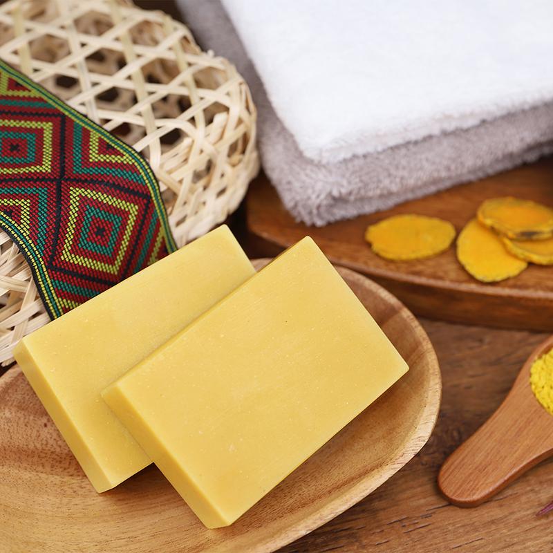 薑黃鬱金皂
